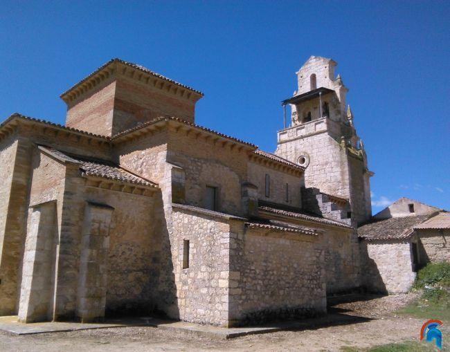 Iglesia de San Cebrián del Mazote