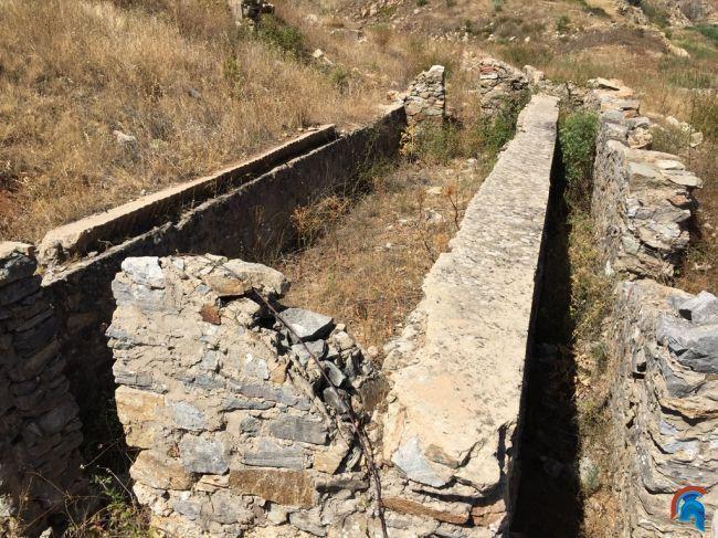 Posición río Cofio 1