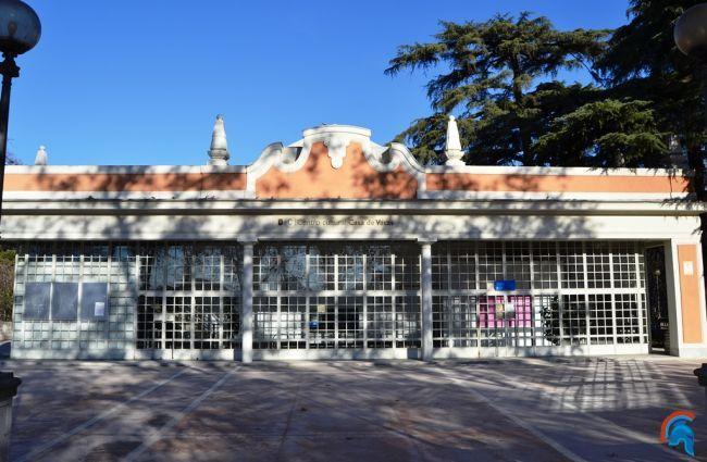 Casa de vacas for Casa moderna lecheria