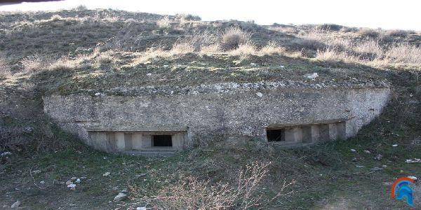 Línea de defensa de Titulcia