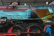 Estación de las Delicias - Museo del Ferrocarril