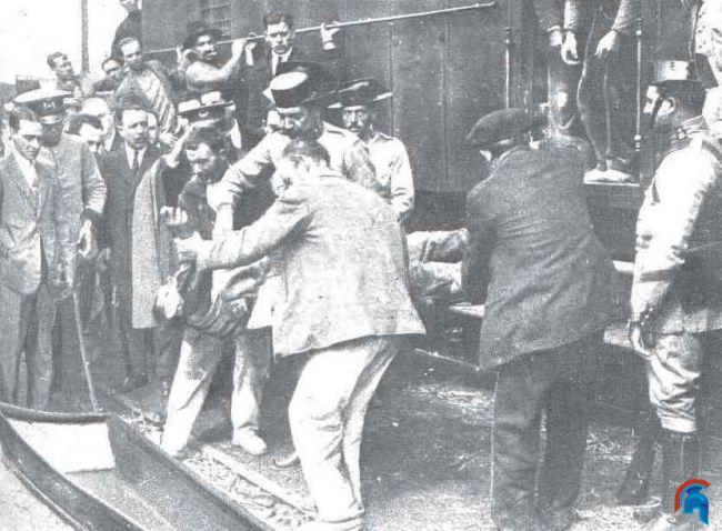Asalto al tren correo de Andalucia-2