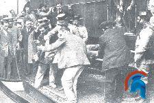 Asalto al tren Correo de Andalucía