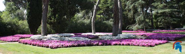 Visita guiada y teatralizada al parque de El Capricho