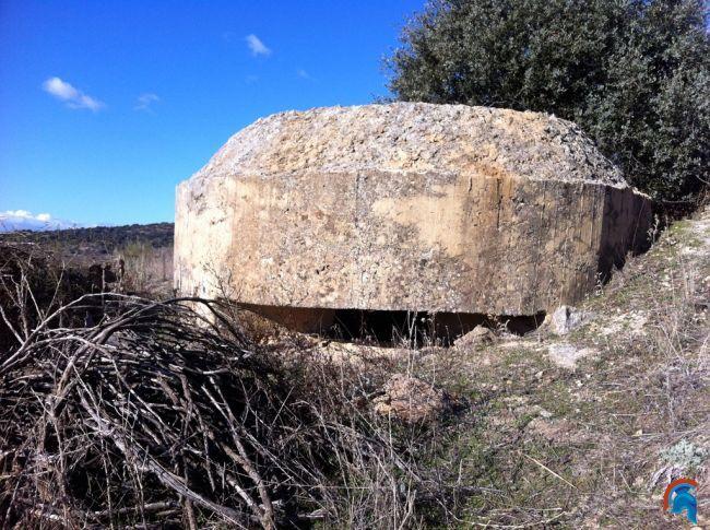 Visita guiada Batalla de Brunete sector republicano