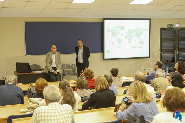 Conferencias sobre Historia
