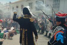 Cena inmersiva Madrid 1808