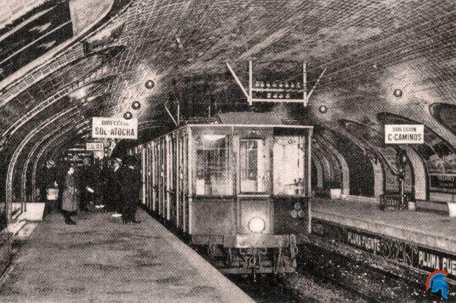 Breve historia del Metro de Madrid