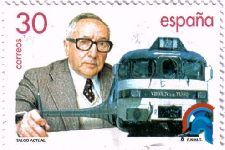 Alejandro Goicoechea, el padre del Talgo