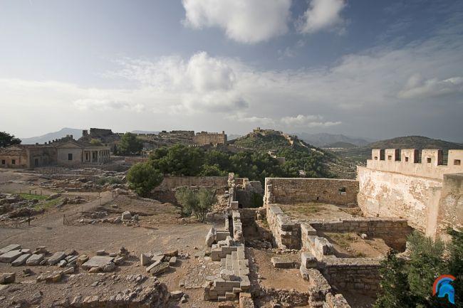 Foro romano de Sagunto