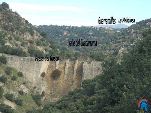 Visita guiada a la presa del Gasco