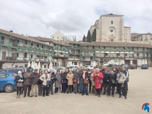 Visita guiada a Chinchón