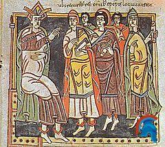 La organización del reino visigodo hispano