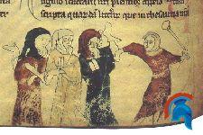 Los judíos en el reino visigodo
