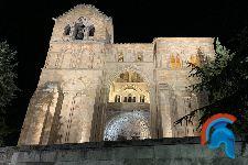 Excursión Ávila nocturna