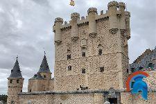 Excursión Real Fábrica de Cristal de la Granja y Alcázar Segovia