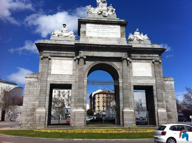 Tour Madrid panorámico