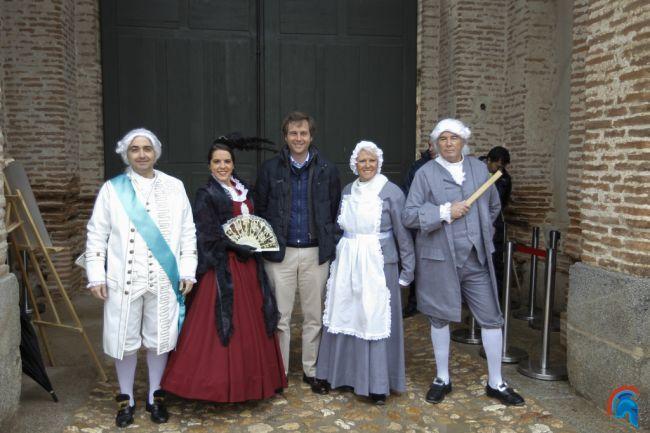 Visita Tetaralizada al Palacio del Infante Don Luis