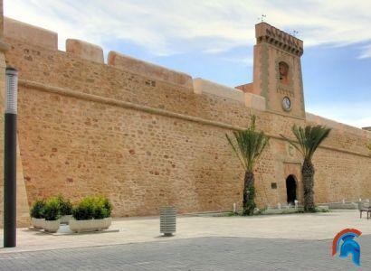 Castillo- Fortaleza de Santa Pola