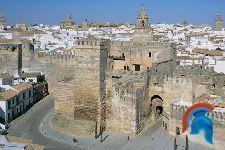 El Alcázar Puerta de Sevilla