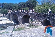 Puente Romano en Valdemaqueda
