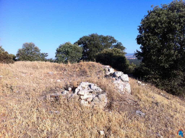 Cerro Romanillos Guerra Civil
