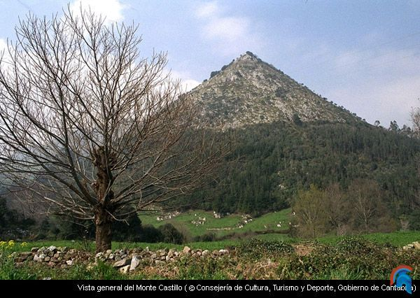 Las cuevas del monte Castillo