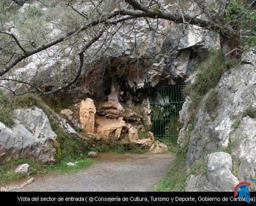 Las cuevas de las Monedas