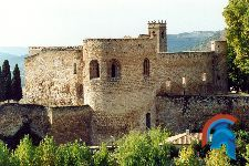 Castillo de la Peña Bermeja Brihuega