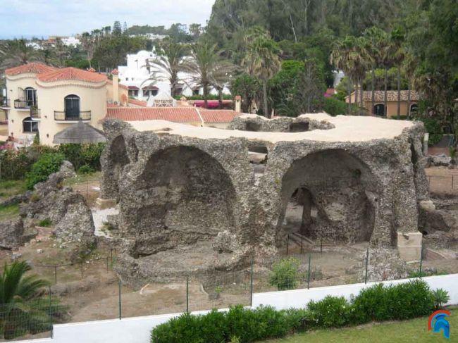 Termas romanas de las Bóvedas