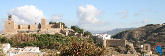 Alcazaba de Antequera