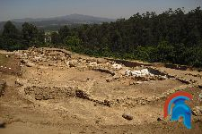 Yacimiento arqueológico del Monte do Castro