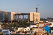 Iglesia de San Miguel / castillo de Fraga
