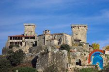 Castillo de Monterrei o Monterrey