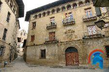 Plaza de la Villa Sos del Rey Católico