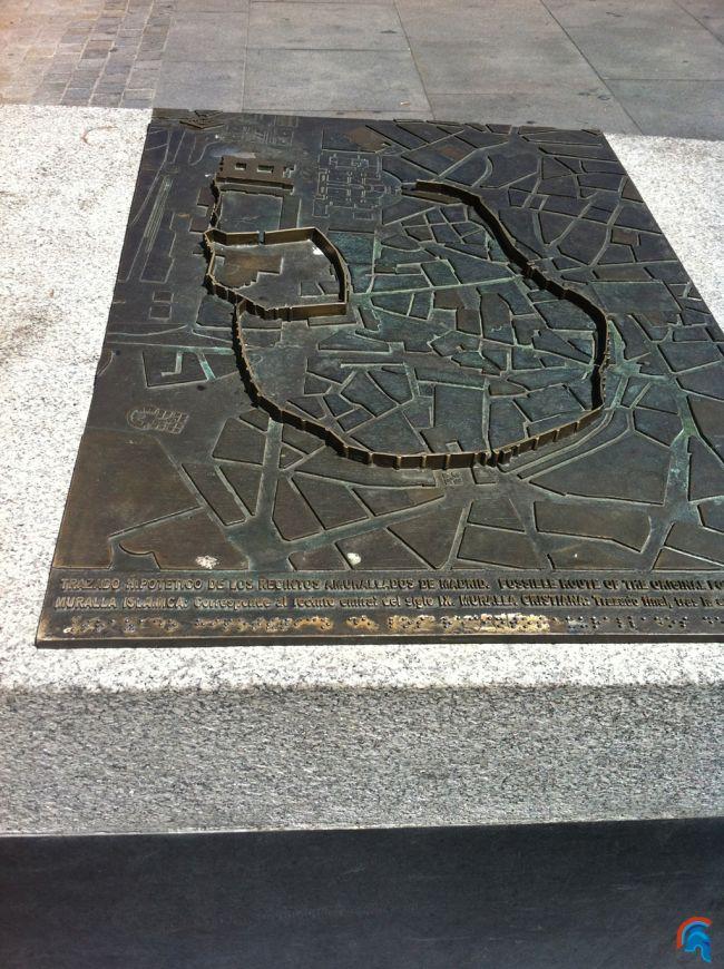Muralla musulmana de Madrid o Muralla árabe de Madrid