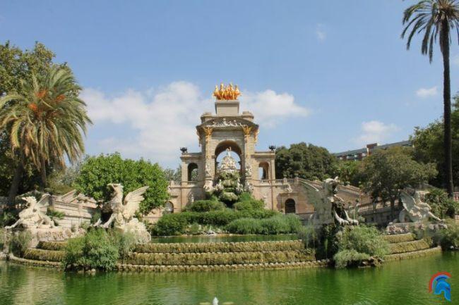 Parque de la Ciudadela - Parc de la Ciutadella