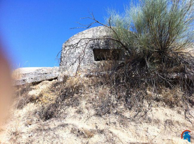 Bunker de Quijorna