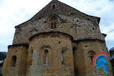 Iglesia de San Esteban / Glèsia de Sant Estèue