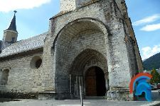 Iglesia de Sant Miquèu de Vielha - San Miguel de Viella
