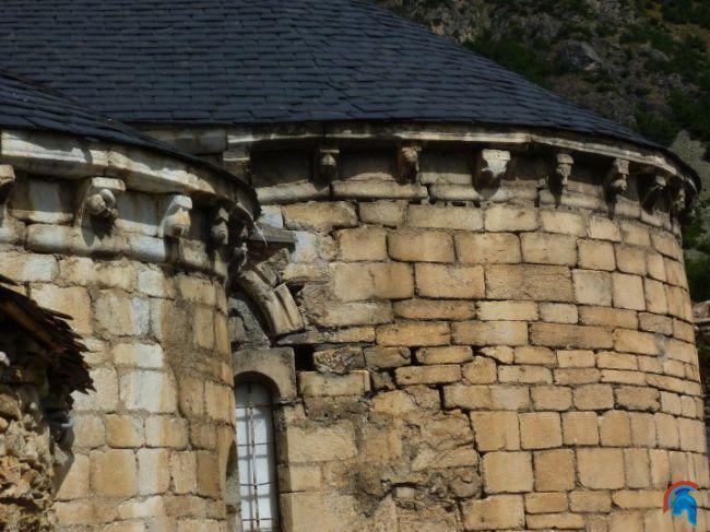 Iglesia de Sant Andreu o San Andrés de Salardú