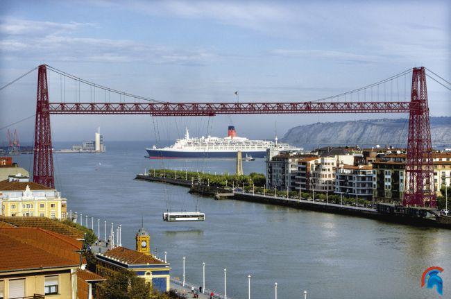 Puente Vizcaya  Bizkaia Zubia