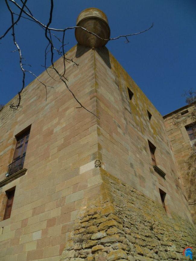 Castillo de Montclar