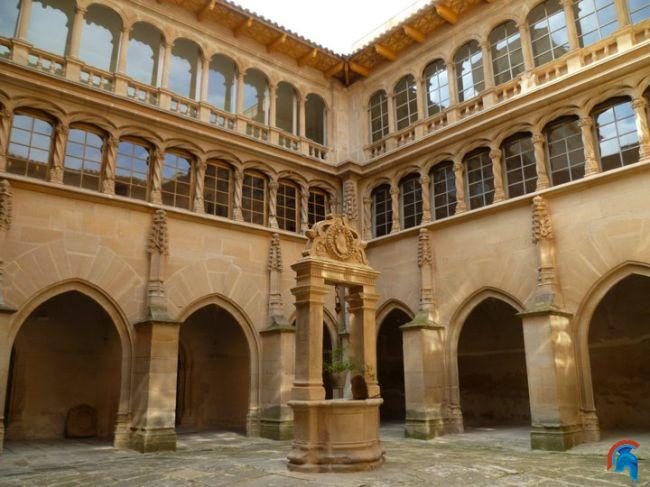 Convento de San Bartolomé Convent de Sant Bartomeu