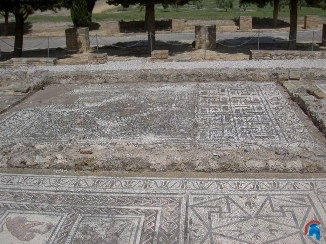 Ciudad romana de Italica