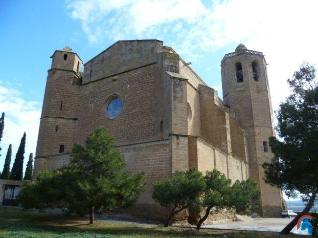 La iglesia de Santa María de Balaguer