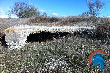 Bunkers Republicanos en Las Rozas