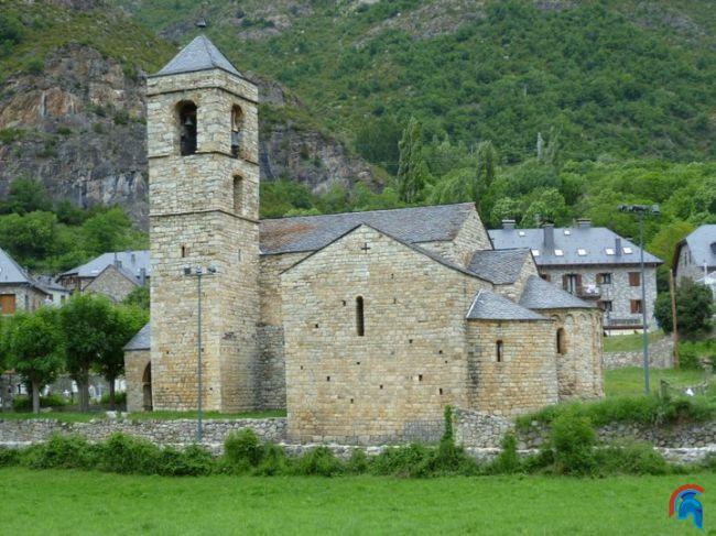 Iglesia de San Félix - Sant Feliu de Barruera