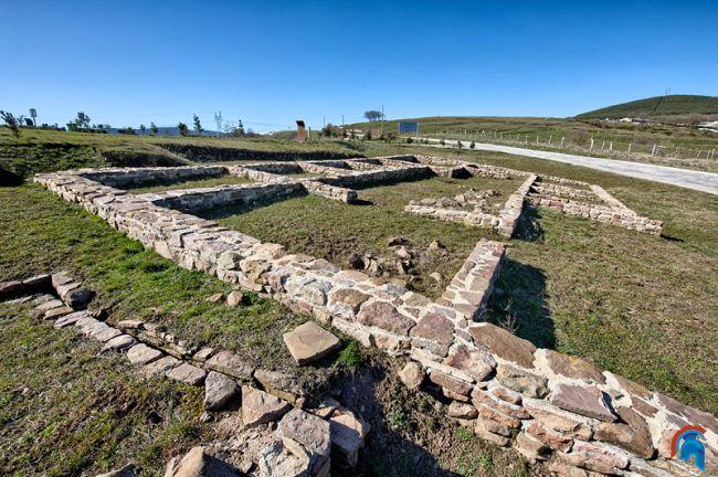 Yacimiento arqueológico Camesa-Rebolledo