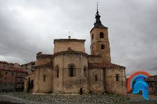 Iglesia de San Millán  Segovia
